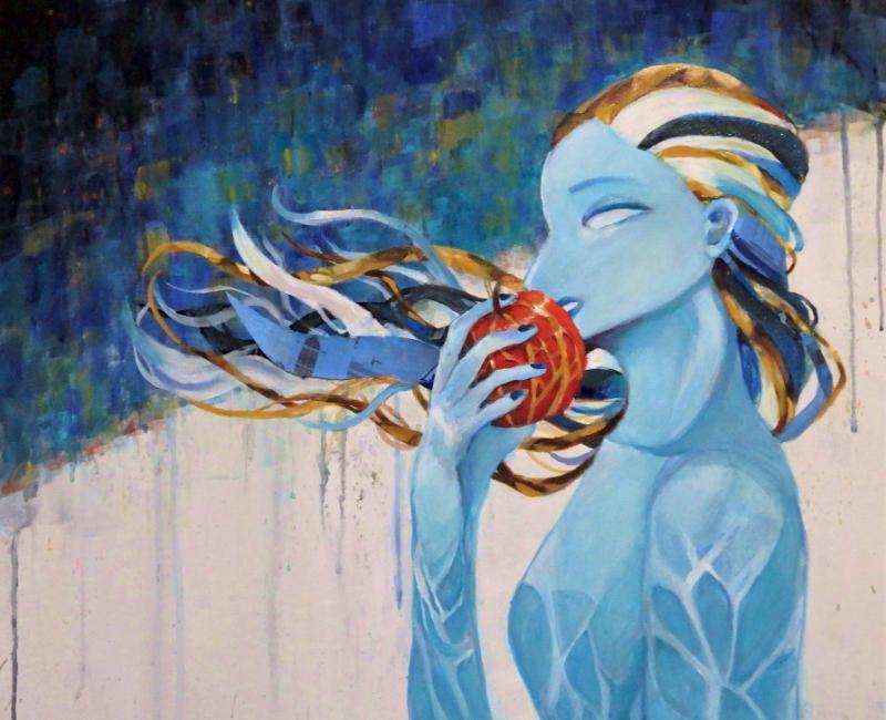 未知という女神は、